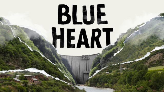 Projection du film blue heart dans votre blocpark arkose massy le 24 mai